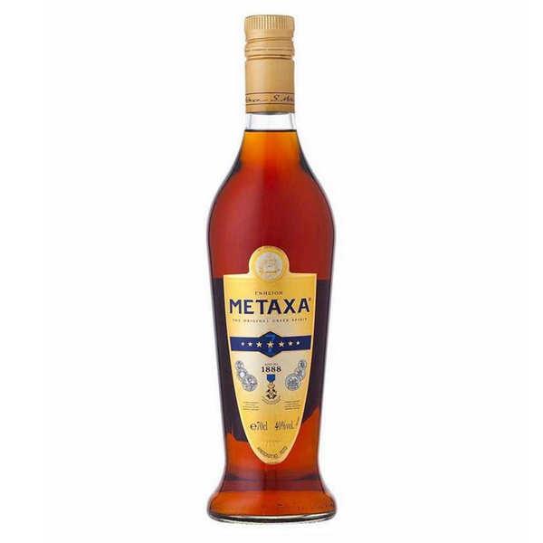 Metaxa - 7 Stars Brandy - 40% - Bouteille 70cl