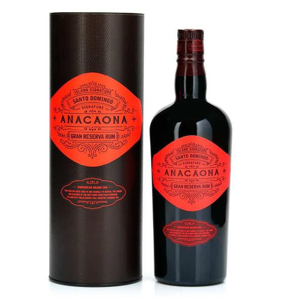 Rum Signature Collection Anacaona - Rhum de République Dominicaine 40% - Bouteille 70cl