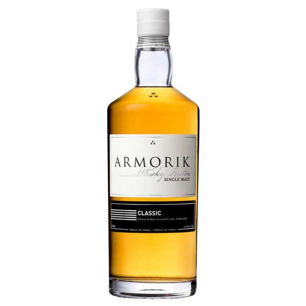 Armorik Whisky breton - ARMORIK  Classic - 46 % - Bouteille 70 cl en étui