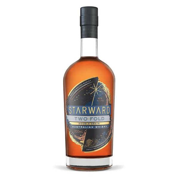 Starward Whisky australien - Starward Two Fold - 40 % - Bouteille 70 cl