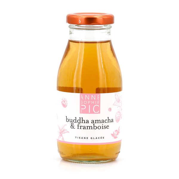 Anne-Sophie PIC Thé glacé Buddha amacha et framboise - 3 bouteilles de 25cl