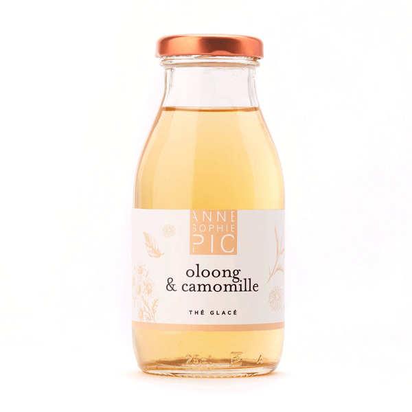 Anne-Sophie PIC Thé glacé Oolong et camomille - 3 bouteilles de 25cl