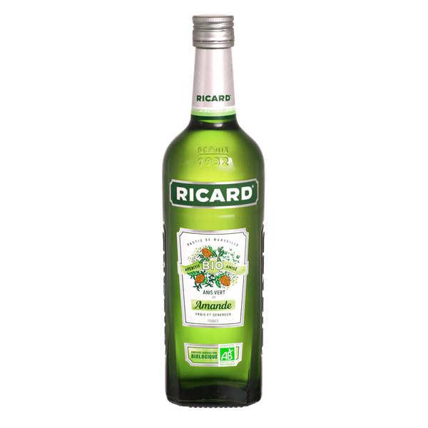 Ricard Bio Anis vert et amandes - Bouteille 70cl