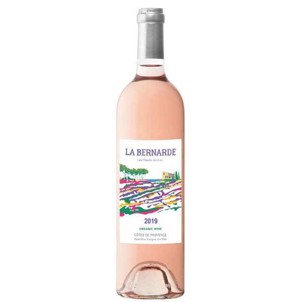 Peyrassol - Maison Astruy La Bernarde - Rosé bio AOP Côtes de Provence - 2019 - Bouteille 75cl