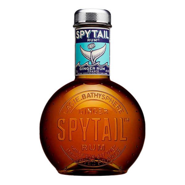 La Compagnie Bathysphère Spytail Ginger Rum 40% - Rhum épicé au gingembre - Bouteille 70cl