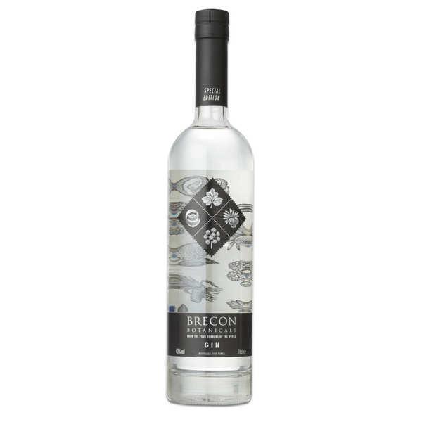 Penderyn Le gin Penderyn - Brecon Botanicals 43% - Bouteille 70cl