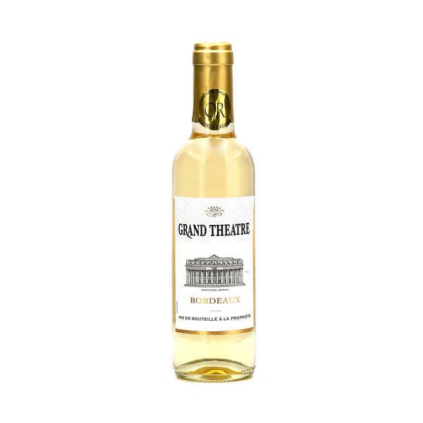 Le Grand Humeau Bordeaux vin blanc moelleux Grand Théâtre - Demi-bouteille - 2017 - bouteille 37.5 cl