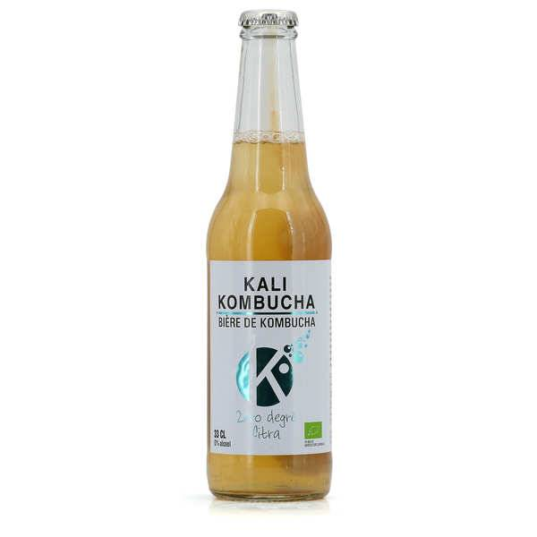 HN-Lab Bière de Kombucha Zéro degré (sans alcool) - Kali Kombucha - Bouteille de 33cl