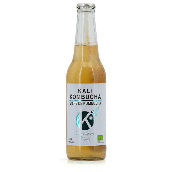 HN-Lab Bière de Kombucha Zéro degré (sans alcool) - Kali Kombucha - 6 bouteilles de 33cl