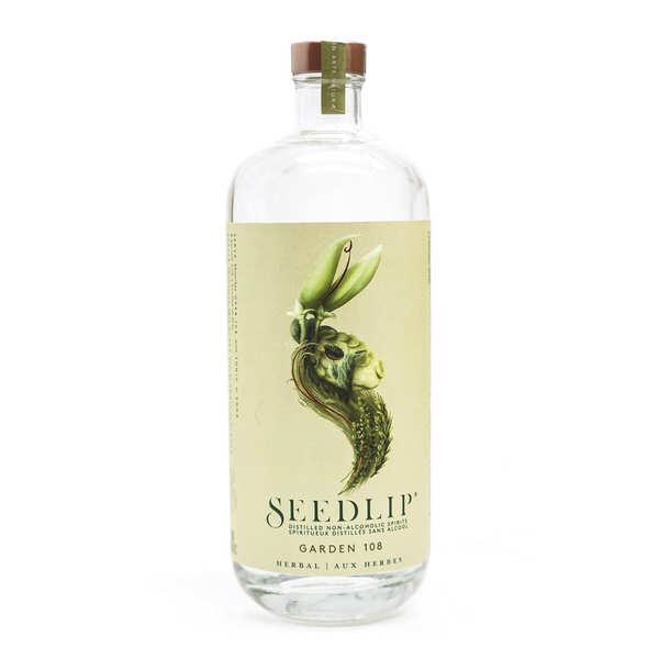 Seedlip garden 108 - Spiritueux aux herbes sans alcool - Bouteille de 70cl