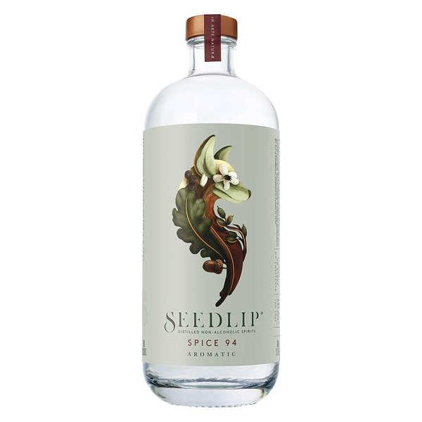 Seedlip Spice 94 - Spiritueux aux épices sans alcool - Bouteille de 70cl
