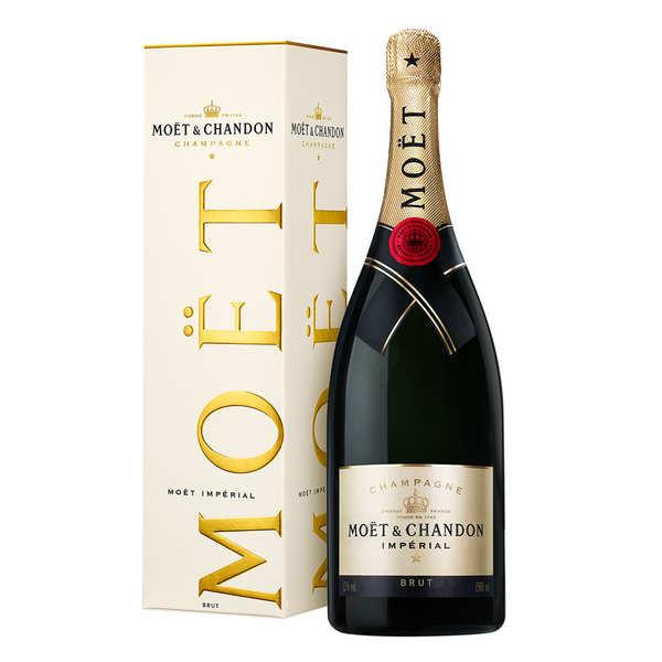 Moët et Chandon Champagne Moët et Chandon Brut Impérial - Magnum - Magnum 150 cl et son étui