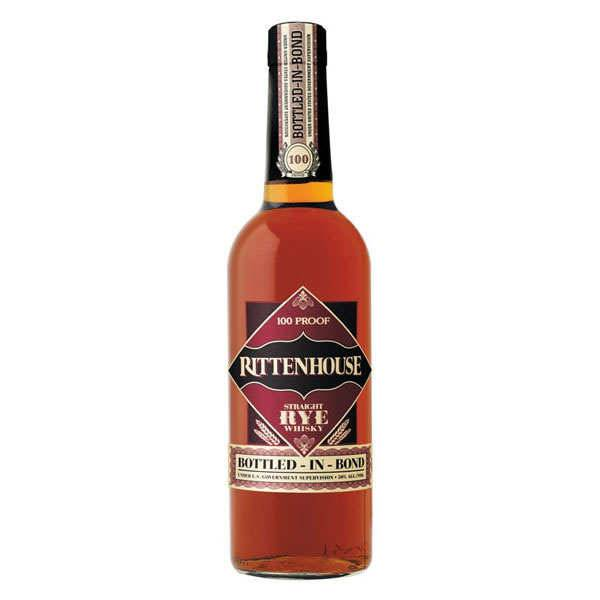 Rittenhouse 100 Proof - Kentucky Rye Whisky - 50% - Bouteille 70cl