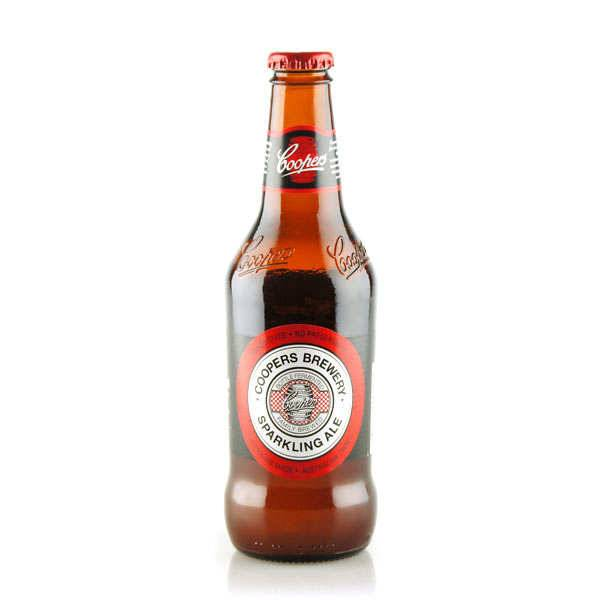 Coopers Brewery Ltd. Cooper's Sparkling Ale - Bière Blonde Australienne - 5,8% - Bouteille 37,5cl