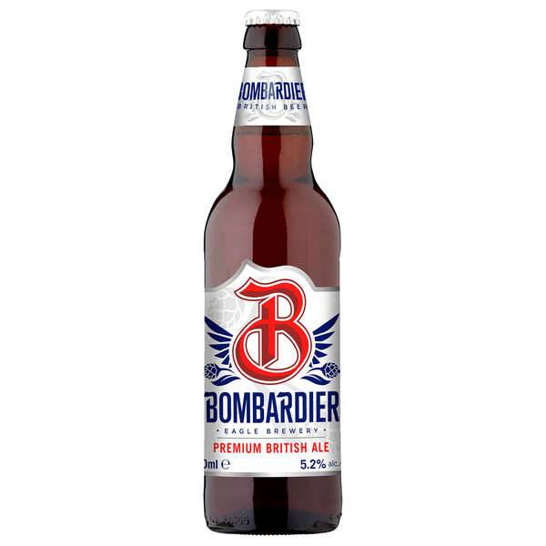 Charles Wells Bombardier Premium British Ale - Bière Anglaise - 5,2% - Bouteille 50cl