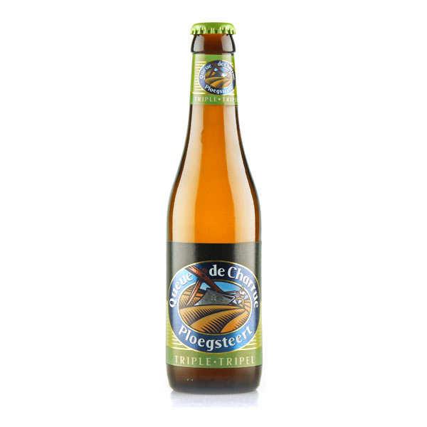 Brasserie Vanuxeem Queue de Charrue Triple - Bière Belge - 9% - Lot 6 bouteilles 33cl