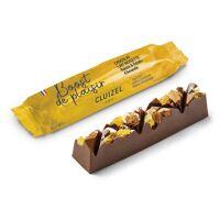 Michel Cluizel Barre chocolat lait 45% raisin, amande, pâte de noisette - Barre 30g <br /><b>2.15 EUR</b> BienManger.com