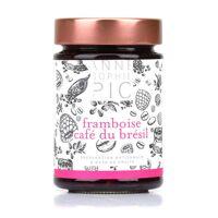 Anne-Sophie PIC Confiture de framboise café du Brésil - Pot 220g <br /><b>8.70 EUR</b> BienManger.com