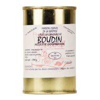 Patrick Clavel Boudin noir - Boîte 550g <br /><b>6.95 EUR</b> BienManger.com