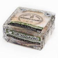 Andres Gavino Galettes amandes sucrées et huile d'olive - Tortas de Almendras - Les 6 galettes <br /><b>4.2 EUR</b> BienManger.com