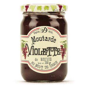 Maison Denoix Moutarde violette de Brive - Pot 200g - Publicité