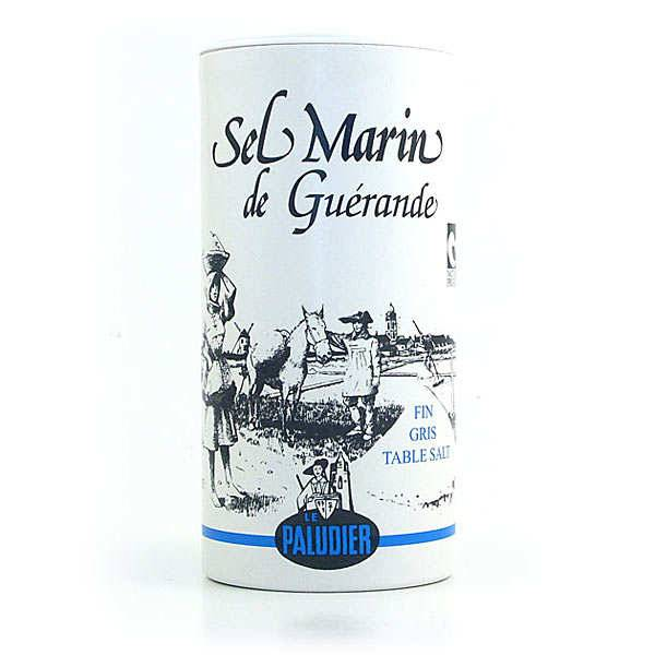 Le Paludier Sel fin de Guérande - la boîte verseuse de 250g
