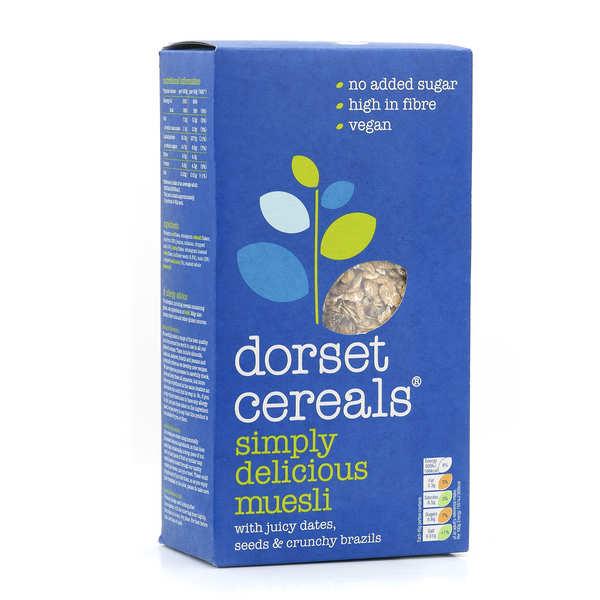 Dorset Cereals Véritable muesli anglais par Dorset cereals - Boîte 850g
