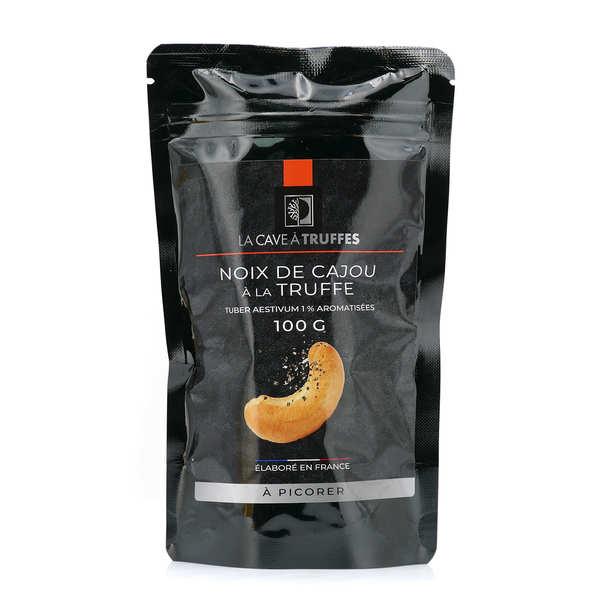 Truffières de Rabasse Noix de cajou à la truffe - Pot 100g