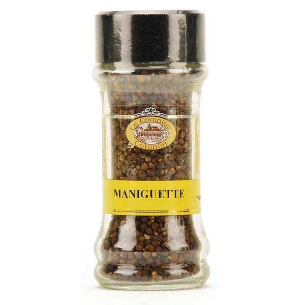 Le Comptoir Colonial Maniguette, graines de Paradis (Côte d'Ivoire) - Pot 60g