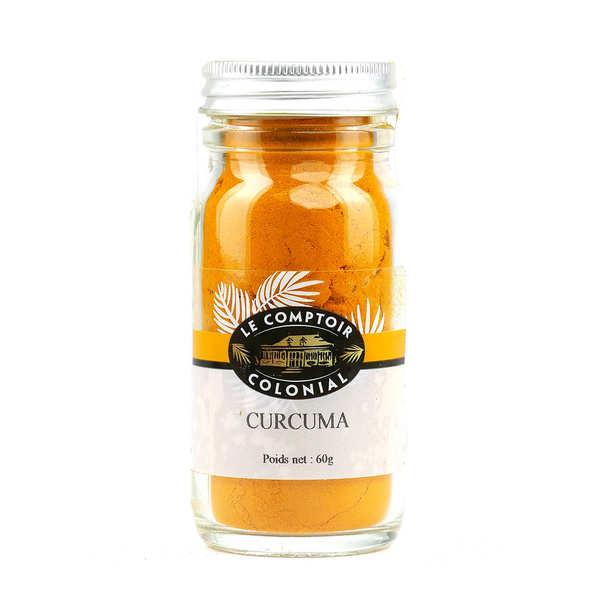 Le Comptoir Colonial Curcuma (Safran Bourbon) - Pot 50g