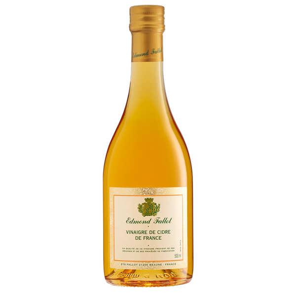 Fallot Vinaigre de cidre de France - 3 bouteilles verre de 50cl