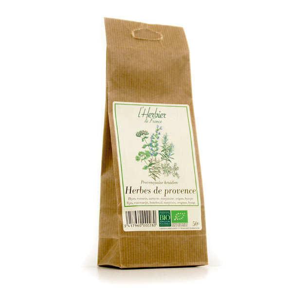 Cook - Herbier de France Herbes de Provence Bio - 3 sachets de 50g