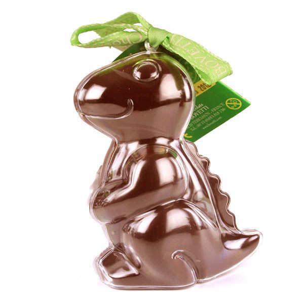 Bovetti chocolats Bimbi Dinosaure en chocolat au lait et son moule à réutiliser - 3 dinosaures de 60g