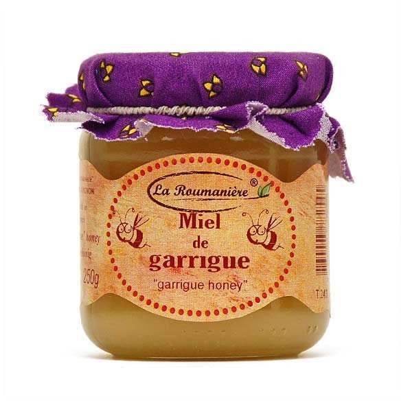 La Roumanière Miel de garrigue - Provence - Bocal 250g