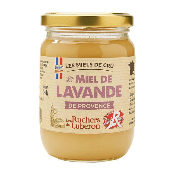 Miel et une tentations Miel de lavande des Alpes de Haute Provence Label Rouge - Pot 500g