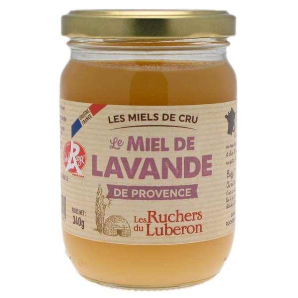 Miel et une tentations Miel de lavande des Alpes de Haute Provence Label Rouge - Pot 340g