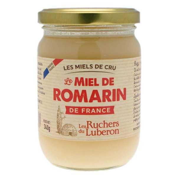 Miel et une tentations Miel de romarin de Provence - Pot 340g