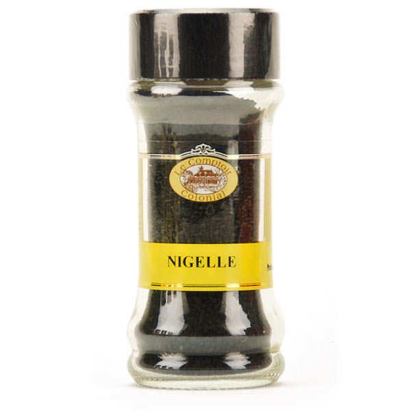 Le Comptoir Colonial Nigelle - cumin noir - Pot 40g