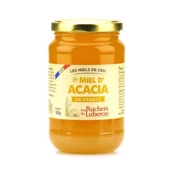 Miel et une tentations Miel d'acacia de France - Pot 500g