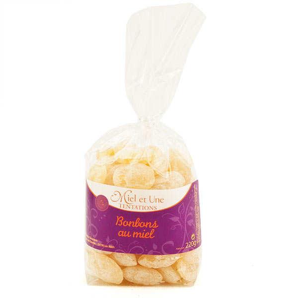 Miel et une tentations Bonbons au miel - Fabrication artisanale - Sachet 220g
