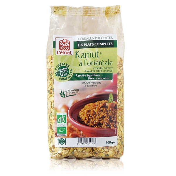 Celnat Boulgour de Kamut®  à l'orientale bio (blé de khorasan) - Sachet 300g