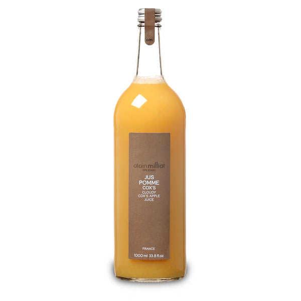 Alain Milliat Jus de pomme et coing - Alain Milliat - 6 bouteilles de 1L