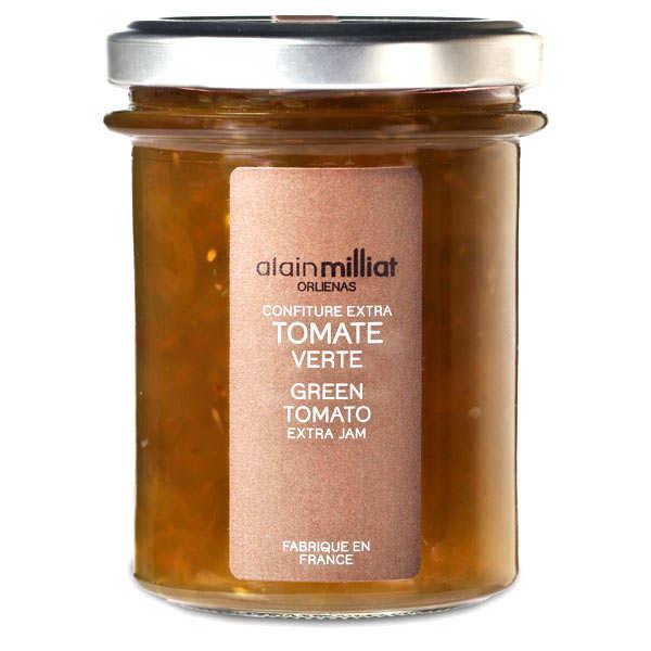 Alain Milliat Confiture de tomate verte - Alain Milliat - 3 pots de 230g