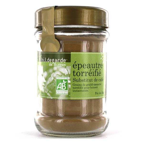 Aromandise Épeautre torréfié bio (alternative au café sans caféine) - Lot de 6 pots 50g