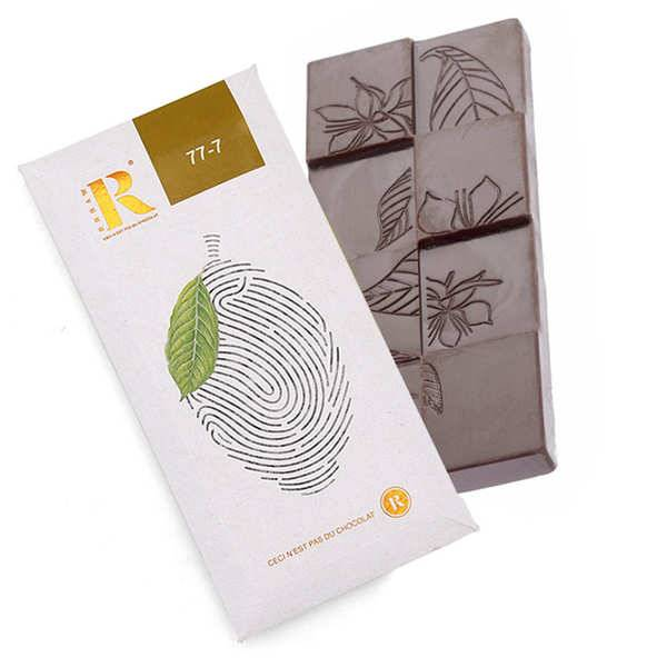 Rrraw Tablette de chocolat cru aux 7 épices bio - Tablette 45g