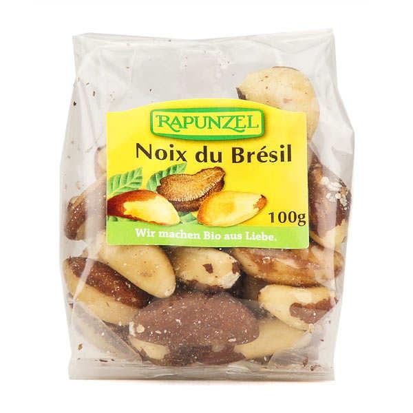 Rapunzel Noix du Brésil bio - Lot 3 sachets de 100g
