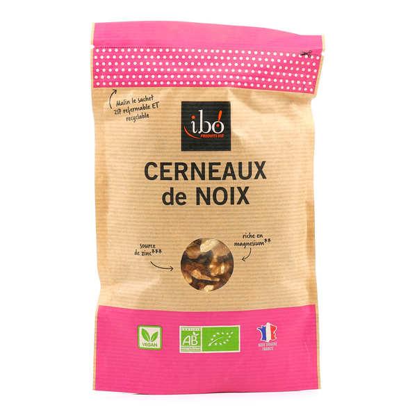 Cerno SAS Cerneaux de noix bio AOP Périgord - Lot 3 sachets de 125g