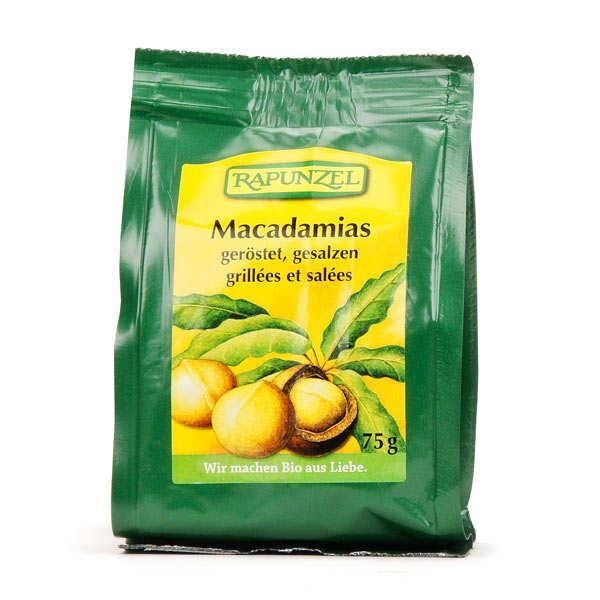 Rapunzel Noix de macadamia bio - Sachet 75g