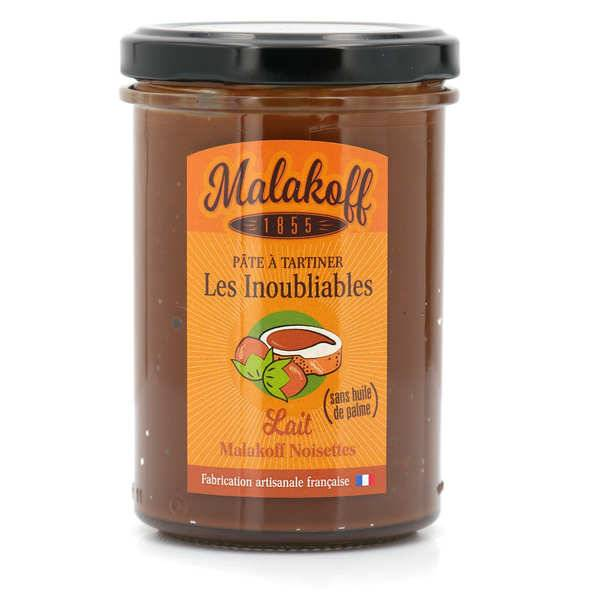 Malakoff & Cie Pâte à tartiner lait noisette - Malakoff 1855 - Pot 240g