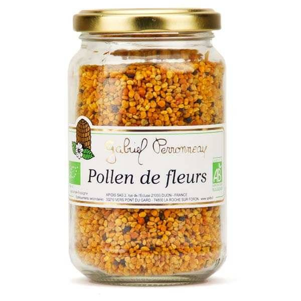 Gabriel Perronneau Pollen de fleurs bio - Pot 220g